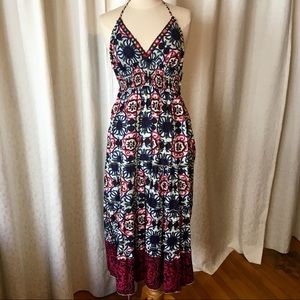 Dresses & Skirts - Cute Boho cotton halter dress
